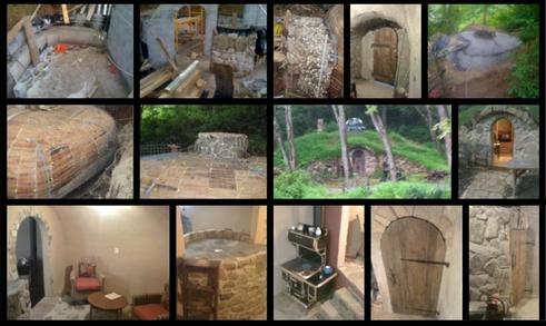 hobbit house underground house, How To Build an Underground Hobbit on pond construction plans, tiny hobbit house plans, hobbit style house plans,